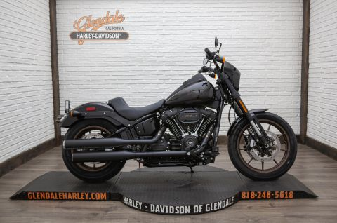 New 2020 Harley-Davidson Softail Low Rider S
